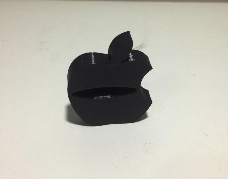 Capture d'écran 2016-11-22 à 18.19.18.png Download free STL file Apple TV remote control dock • Template to 3D print, 3Delivery