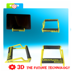 3d printer model Porta tablet, jirby