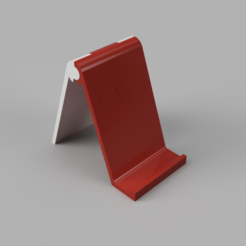Download STL Foldable Stand for mobile and tablet, OTTO3D
