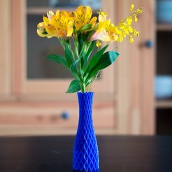 Download free 3D printing templates Vase 180, OTTO3D