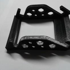 Descargar diseños 3D gratis Soporte de estante 10 'a dos inclinaciones, njl057