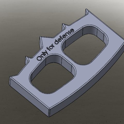 Download STL file American fist • 3D print template, younique2097