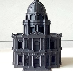 Download free 3D printer designs invalides, kimjh