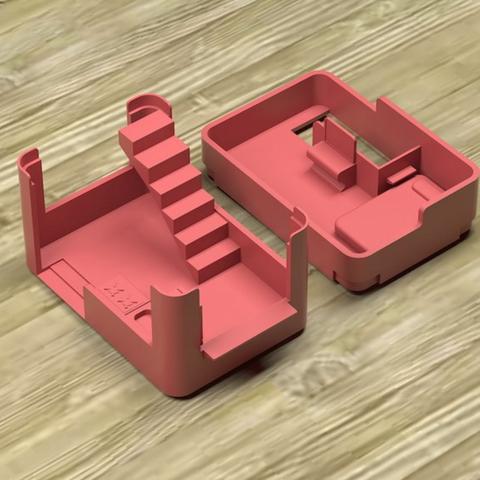 Capture d'écran 2017-12-12 à 17.41.47.png Download free STL file princess house • 3D printer template, kimjh