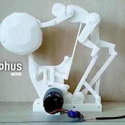 Télécharger fichier STL gratuit Sisyphe • Design pour imprimante 3D, kimjh