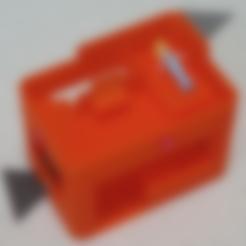 house.stl Download free STL file princess house • 3D printer template, kimjh