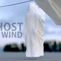 Download free STL files Ghost wind, kimjh