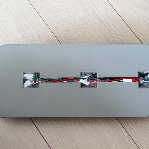 4.jpg Télécharger fichier STL gratuit Berceau à double choc 4 • Design imprimable en 3D, kimjh
