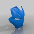Télécharger modèle 3D gratuit casque iron man mark 46, kimjh