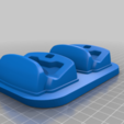 Download free STL file Dual Shock 4 Cradle • Design to 3D print, kimjh