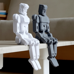 Download free STL file figure no support • Model to 3D print, kimjh