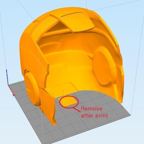 85a1e71ff3c5dc4863ab3063a71f8e8e_display_large.jpg Télécharger fichier STL gratuit casque d'homme de fer (portable) • Modèle à imprimer en 3D, kimjh