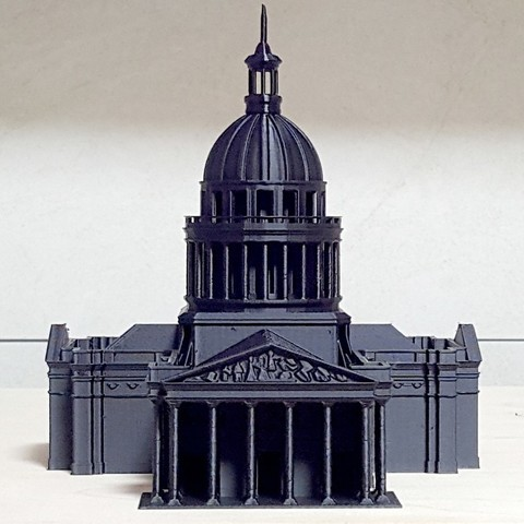 1251452d850c8d7a929b22a2174461ea_display_large.jpg Download free STL file pantheon • 3D printer model, kimjh