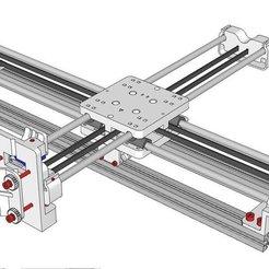 Télécharger fichier STL gratuit traceur xy • Design à imprimer en 3D, kimjh