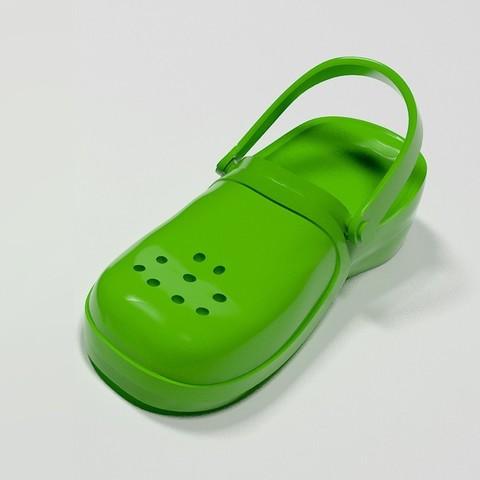 Free 3d printer model crocs, kimjh