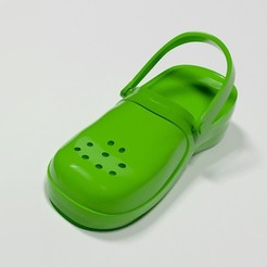 Download free 3D print files crocs, kimjh