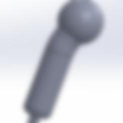 stl file The Bit (screwdriver toy), banaan