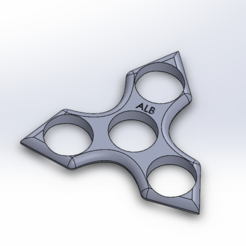 Capture.PNG Download STL file Hand Spinner sharp edges. • 3D printable object, LeSuppo