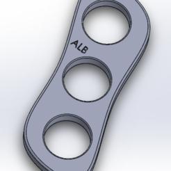 Capture.PNG Télécharger fichier STL Hand Spinner 3 roulements • Plan à imprimer en 3D, LeSuppo
