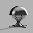 Free stl files symbol of addictive printing, LeSuppo