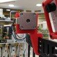 Download free 3D printing templates Nema 17 support , RepRapPT