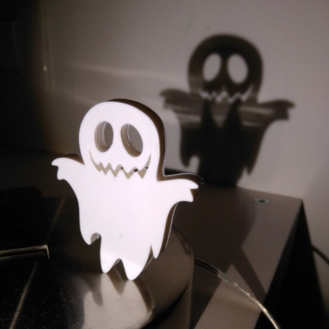 Download free 3D printing designs funny ghost for kids, cyrus