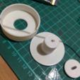 Download free 3D printer model falafel press, cyrus