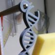 Télécharger fichier impression 3D gratuit DNA keychain, cyrus