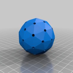 pentakis_dodecahedronM3.png Download free STL file SARS-COV-2 3d model • Design to 3D print, cyrus