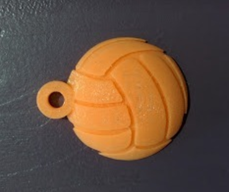 Capture d'écran 2016-12-23 à 10.01.26.png Download free STL file volleyball keychain • Template to 3D print, cyrus