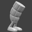Free 3D model Jacovitti salame, cyrus