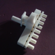Download free 3D printing files 8 Channels vacuum aspirator, cyrus