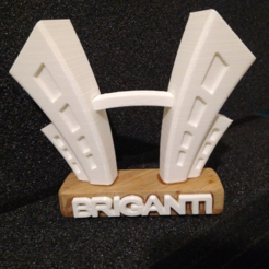 Descargar archivo 3D gratis I Briganti di Librino - Rugby, cyrus