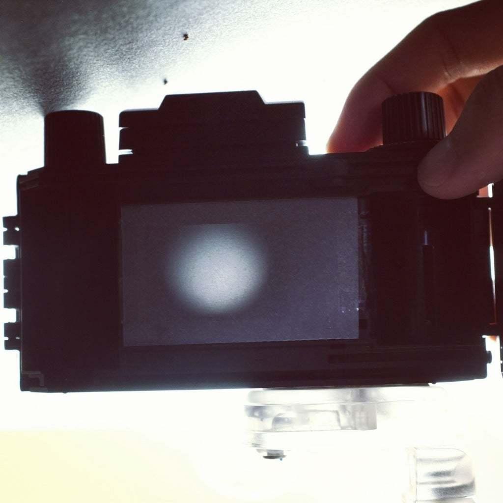 IMG_9134.jpg Download free STL file Diana Lens adaptor for Konstruktor camera • 3D printer object, JimmyPhua