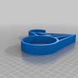 Download free STL file Holder for Projector jmgo view / P2 • 3D printer design, JimmyPhua