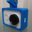 Capture d'écran 2016-11-29 à 09.55.56.png Download free STL file Xiaomi Yi camera mount for FlashForge Creator Pro 2016 • 3D printer template, Vexelius