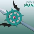 Free 3d print files Marco's Wand, Vexelius
