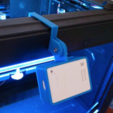 Capture d'écran 2016-11-29 à 09.55.29.png Download free STL file Xiaomi Yi camera mount for FlashForge Creator Pro 2016 • 3D printer template, Vexelius