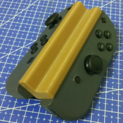 Download free STL Single hand Joy-Con adapter, Vexelius
