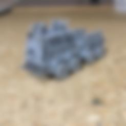 back_plate.stl Télécharger fichier STL gratuit KustomWagon (en plusieurs pièces) • Objet imprimable en 3D, Savex