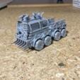 Free 3d printer model KustomWagon (blown apart), Savex