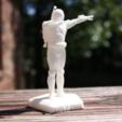 Plan imprimante 3D Personnages de Starwars qui dabbent, Savex