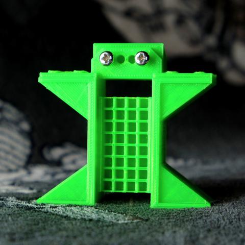 Télécharger plan imprimante 3D gatuit Blocky, 3DSage