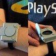 Descargar archivo 3D gratis Portada de PlayStation Watch, 3DSage