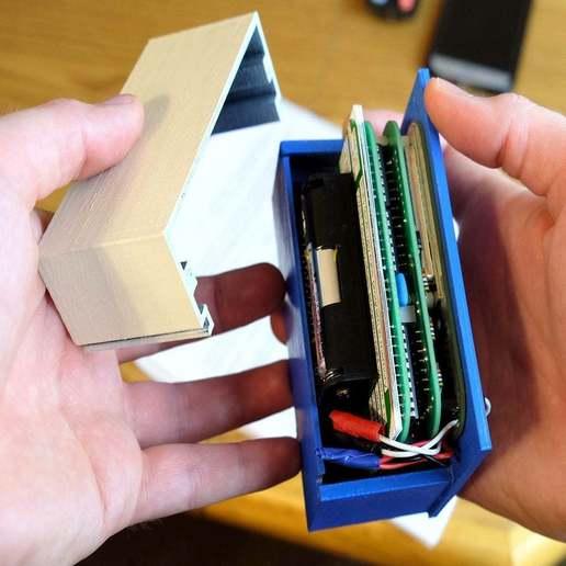 mc_3.jpg Télécharger fichier STL gratuit 1802 Carte de membre Altair 8800 étui pour carte de membre • Objet pour impression 3D, 3DSage