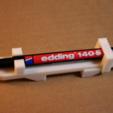 Download free 3D printer designs CNC Circuit Board Marker Holder, 3DSage