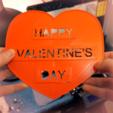 Télécharger fichier STL gratuit Les cœurs de la Saint-Valentin se connectent • Design pour imprimante 3D, 3DSage