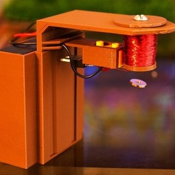 Free 3D print files Amazing Magnetic Levitation, 3DSage
