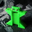 Free 3d printer files Blocky, 3DSage