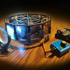 Download free 3D printing designs 3D Printed Projector, 3DSage